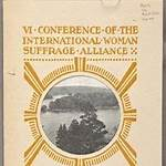 Sixth Conference of the International Woman Suffrage Alliance