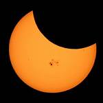 Solar eclipse of October 23, 2014