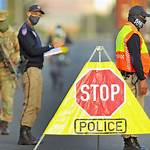 South African Police decorations
