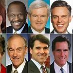 Straw polls for the Republican Party presidential primaries, 2012