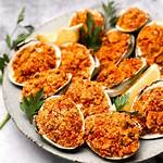 Stuffed clam