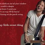 Sweet Thing (Keith Urban song)