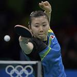 Table tennis at the 2008 Summer Olympics
