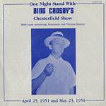 The Bing Crosby – Chesterfield Show