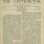 The Contributor (LDS magazine)