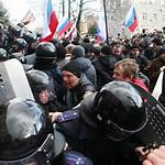 Timeline of the 2014 pro-Russian unrest in Ukraine
