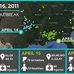 Tornado outbreak of April 14–16, 2011