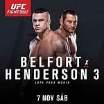 UFC Fight Night: Belfort vs. Henderson 3