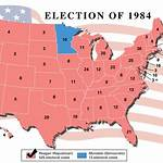 United States presidential election, 1984