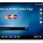 Use of Ogg formats in HTML5