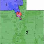 Utah's congressional districts
