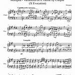 Variations on a Theme of Chopin (Mompou)