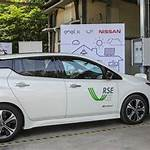Vehicle-to-grid