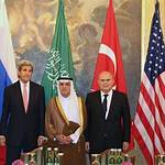 Vienna peace talks for Syria
