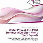 Water polo at the 1948 Summer Olympics – Men's team squads
