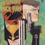 Wolverine/Nick Fury trilogy