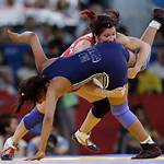 Wrestling at the 2012 Summer Olympics – Women's freestyle 55 kg