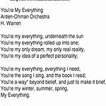 You're My Everything (1931 song)