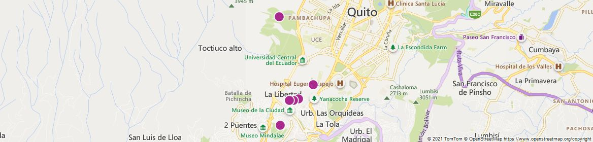 Quito attractions