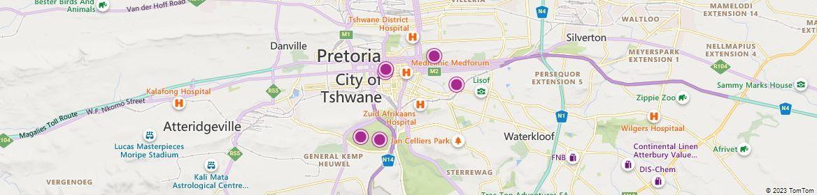 Pretoria attractions