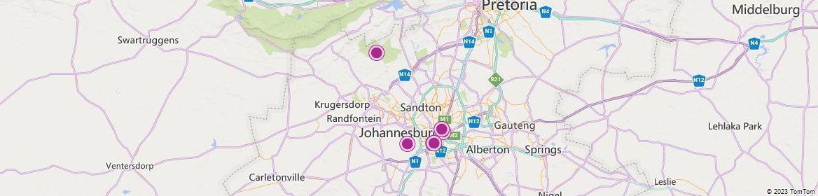 Johannesburg attractions
