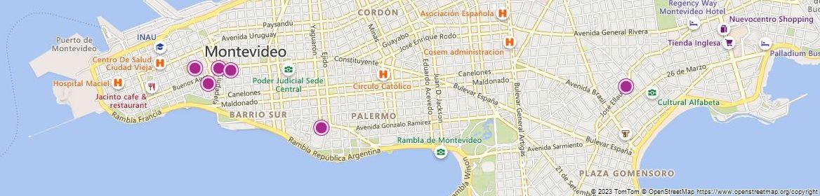 Montevideo attractions