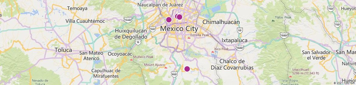 Mexico City attractions