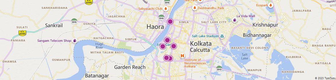 Kolkata attractions