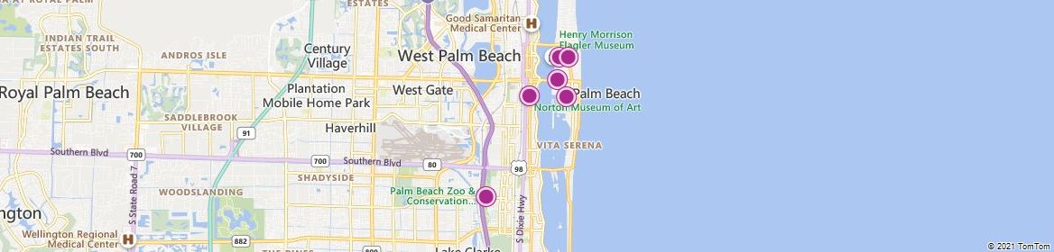 Palm Beach attractions