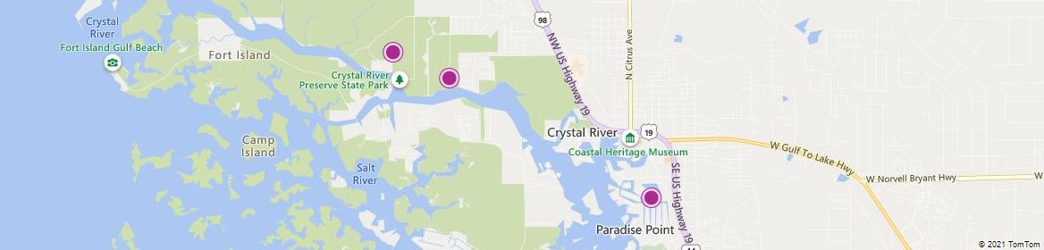 Crystal River attractions