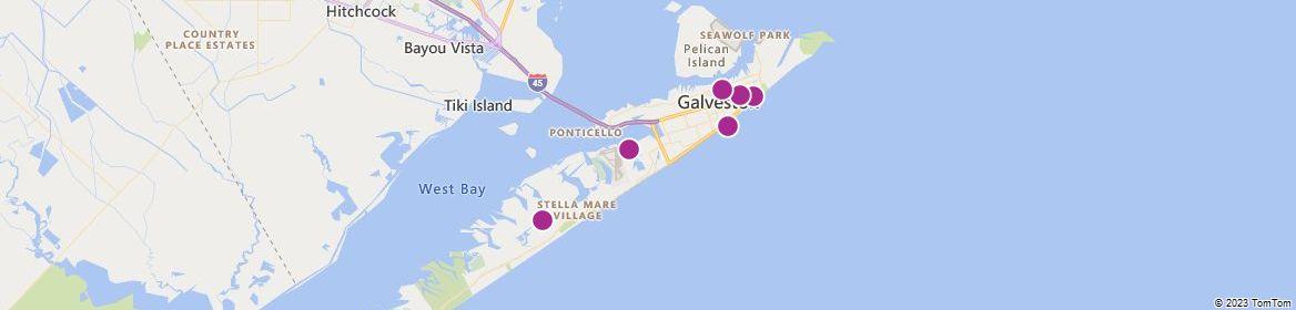 Galveston attractions