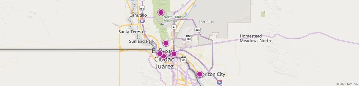 El Paso attractions