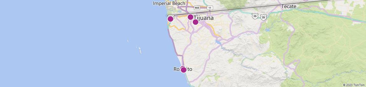 Tijuana attractions