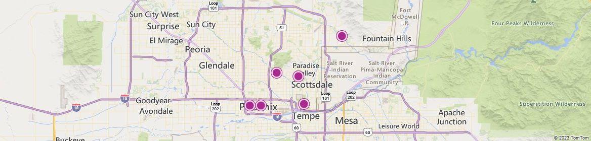 Phoenix attractions