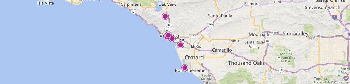 Ventura attractions