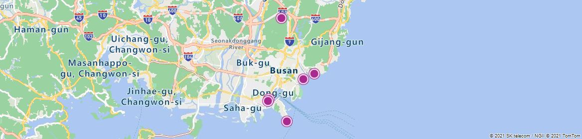 Busan attractions