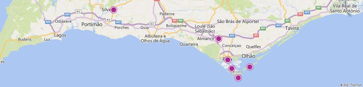 Faro attractions