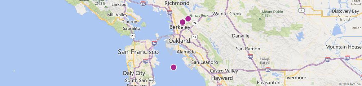 Berkeley attractions
