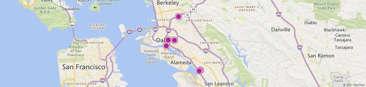 Oakland attractions