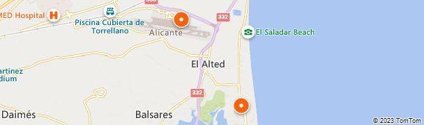 Centauro Alicante Airport: Car Hire