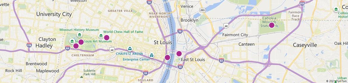 St. Louis attractions