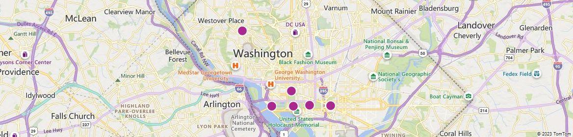 Washington, D.C. attractions