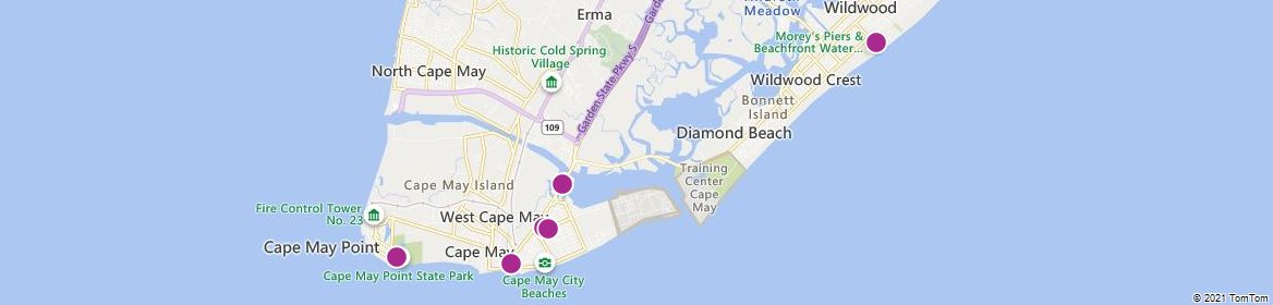 Cape May attractions