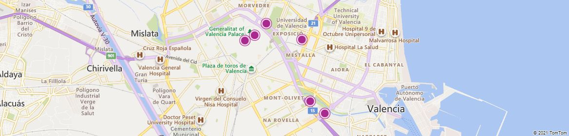 Valencia attractions
