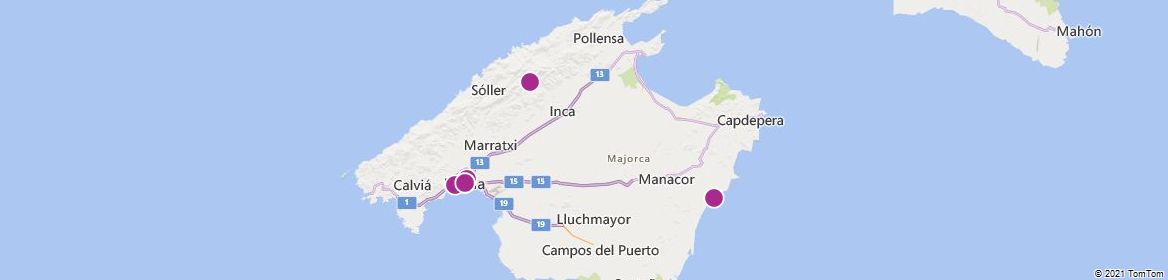 Majorca attractions