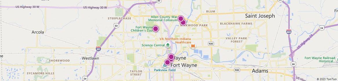 Fort Wayne attractions