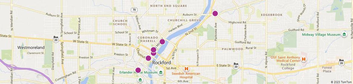 Rockford attractions