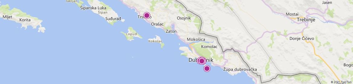 Dubrovnik attractions