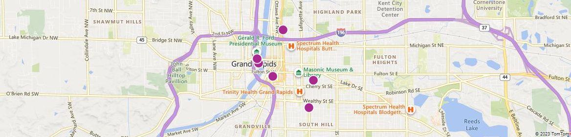 Grand Rapids attractions