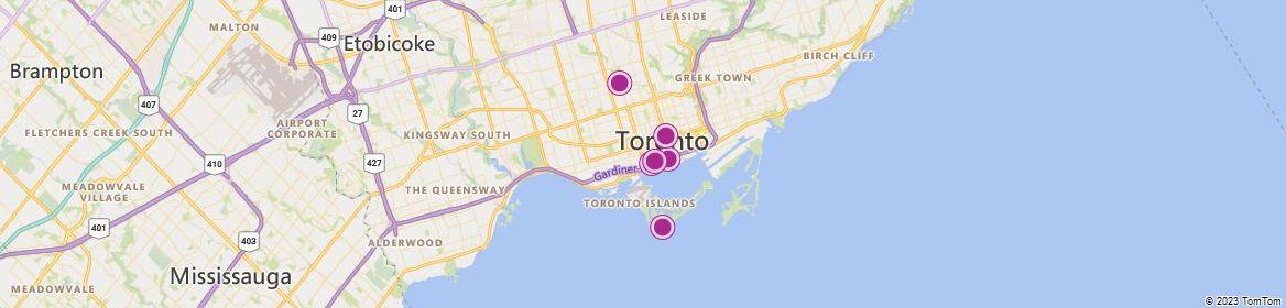 Toronto attractions